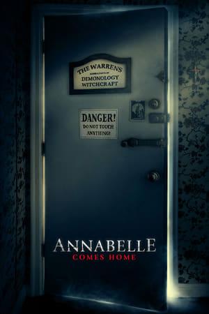 Проклятие Аннабель: Возвращение домой