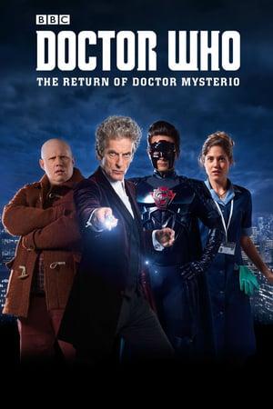 Доктор Кто: Возвращение Доктора Мистерио