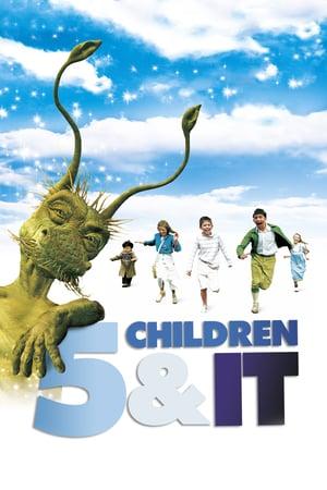 Пять детей и волшебство