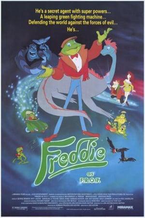 Фредди как Ф.Р.О.7.