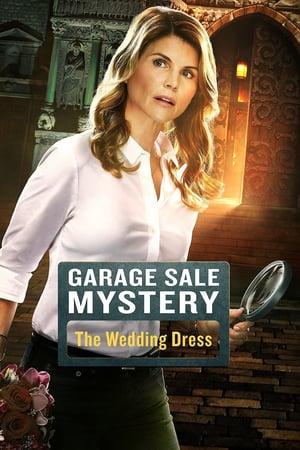 Гаражная распродажа Mystery: свадебное платье