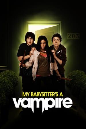 Моя няня — вампир