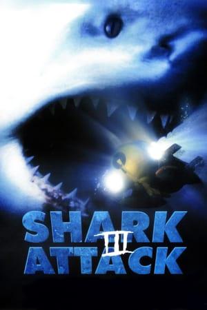 Акула Атака 3: Мегалодон