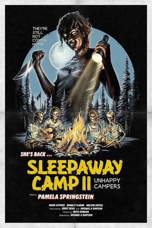 Sleepaway Camp II: несчастные туристы