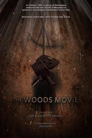 The Woods Movie: создание проекта Блэр Ведьма