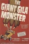 Гигантский монстр Джила