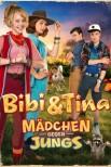 Биби и Тина: девочки против мальчиков