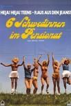 Шесть шведских девочек в школе-интернате