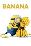 Безумные Миньоны: Банан