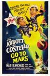 Эбботт и Костелло летят на Марс