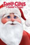 Санта-Клаус приезжает в город