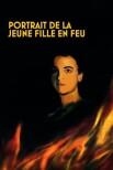 Портрет молодой женщины в огне